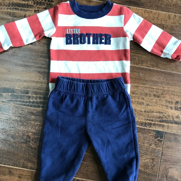8ce682e1c Carter's Other - 💕HOST PICK💕 Carter's 9 mos little brother outfit